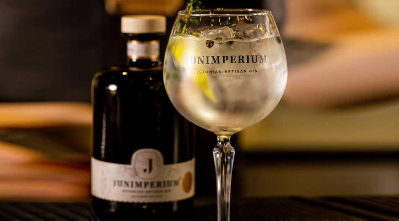 Junimperium Distillery: премьерная партия крафтового джина по пути в Лондон изчезла