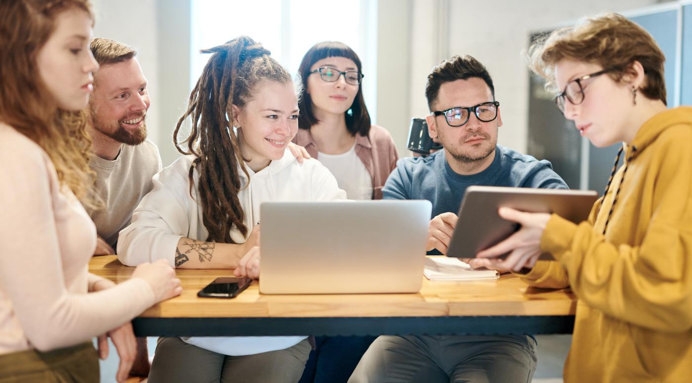 Молодежь Ида-Вирумаа интересуется предпринимательством больше