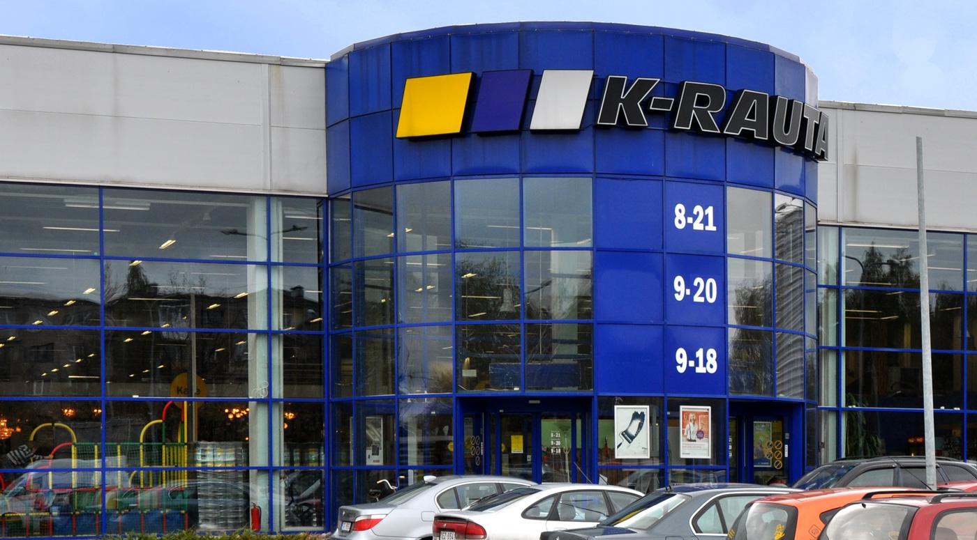 K-rauta: Наши клиенты с пониманием относятся к  ограничениям