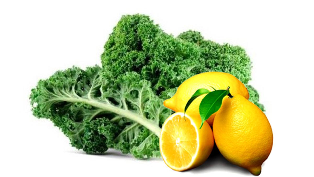 Катри Мерисалу: капуста Кале и лимон – защита от гриппа