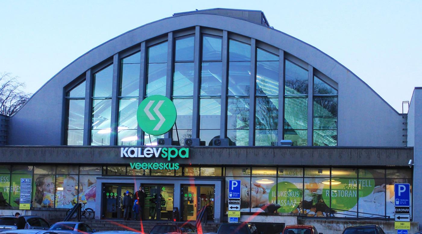 Kalev SPA: Отель и аква-центр открыты после ремонта