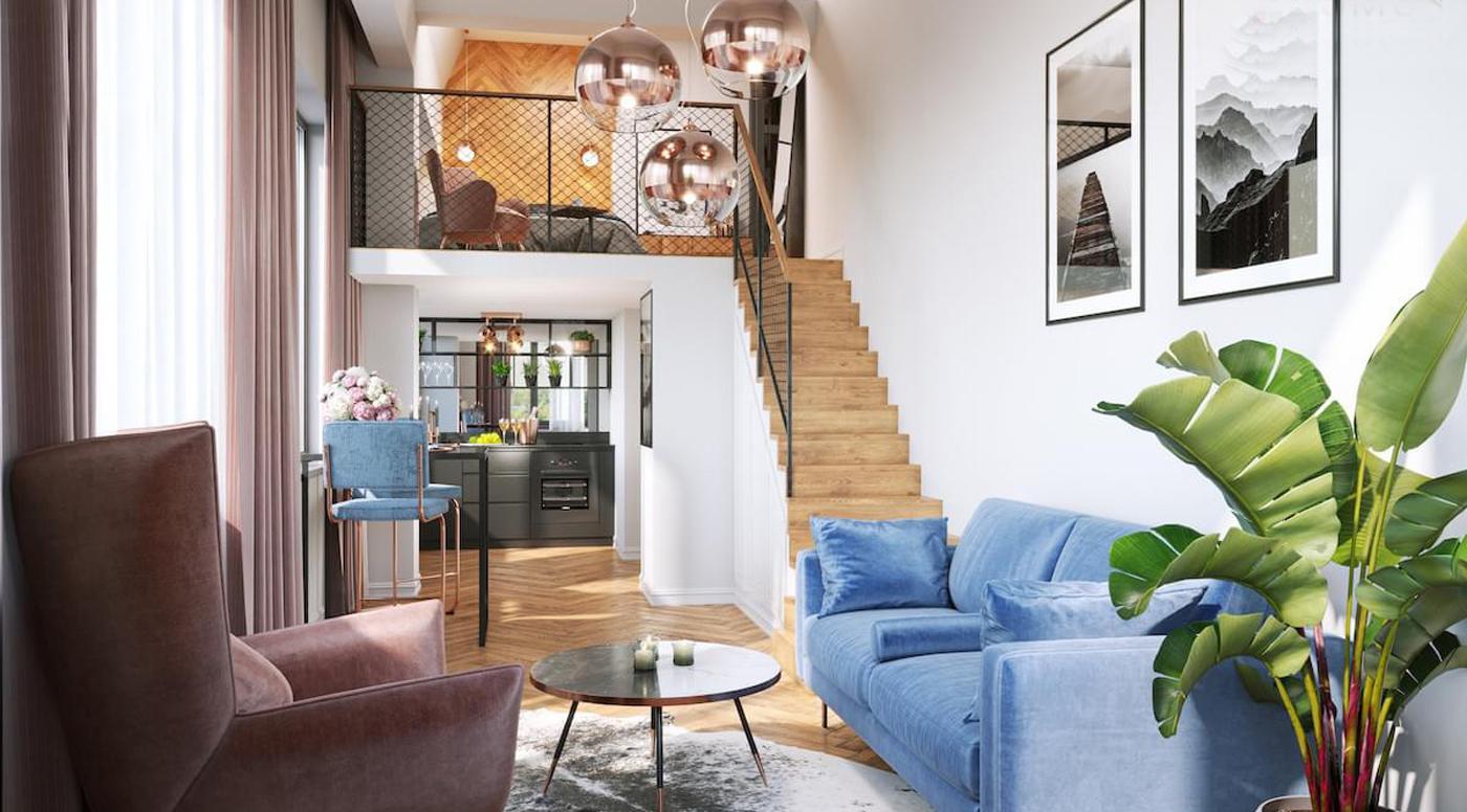 Небольшие квартиры заставляют владельцев искать умные решения