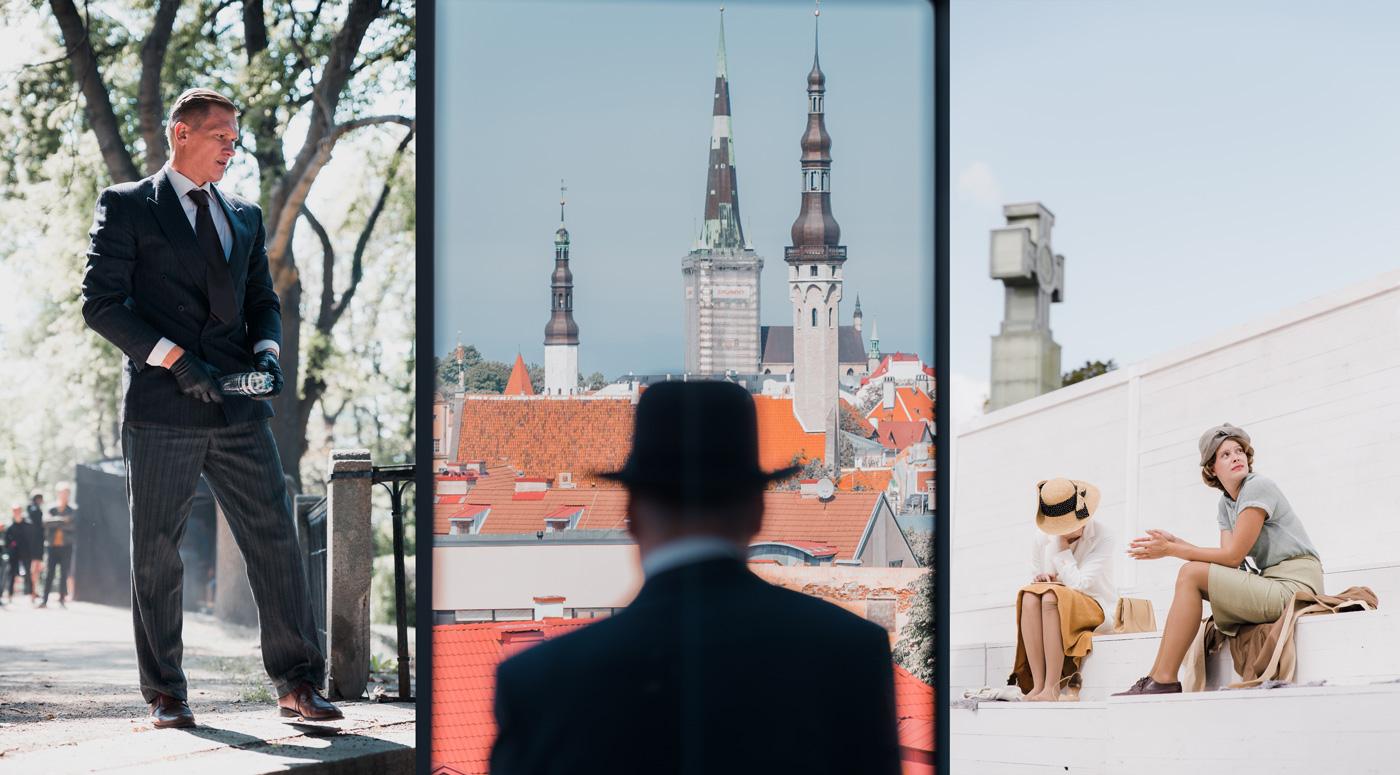 Эстонский шпионский боевик «O2»: опубликован первый трейлер