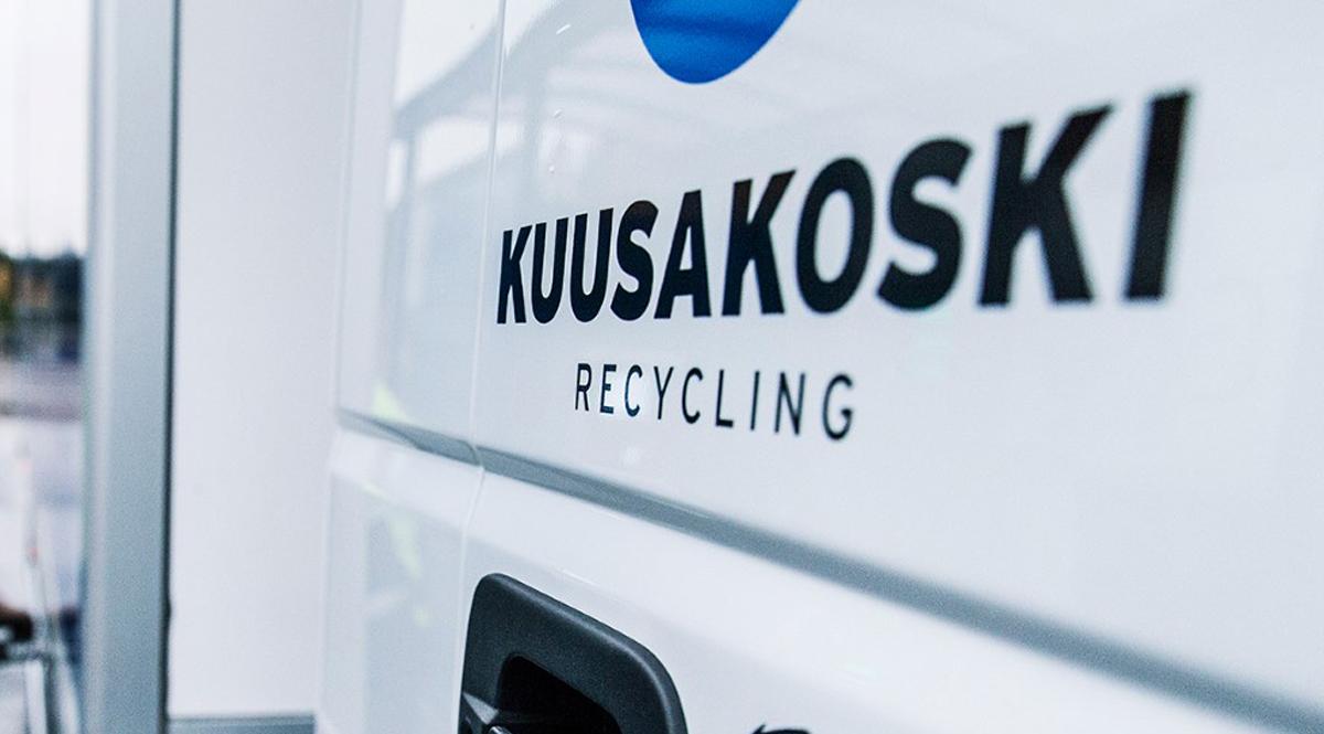 Компания Kuusakoski передала полиции металлолом, который, предположительно, был похищен