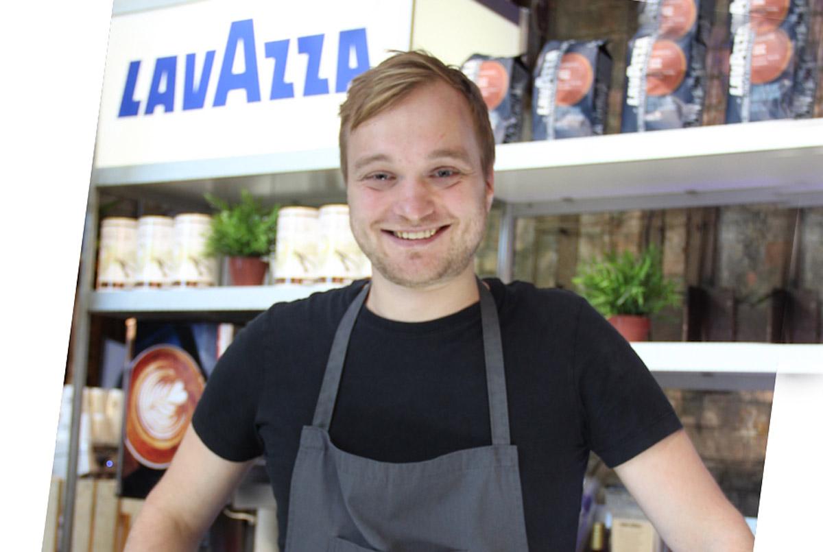 Бариста-тренер Йоахим Кюне: кофе дома – это просто!