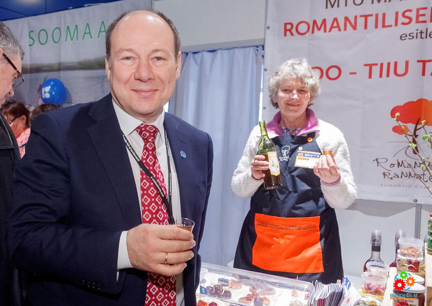 Леонид Гелибтерман: Покупайте местные продукты и гордитесь своей страной