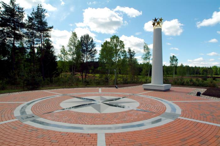 litva-pernuskes--geographical-centre-of-EuropenearVilnius