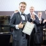 Рональдс Петерсонс из Латвии — лучший сомелье стран Балтии