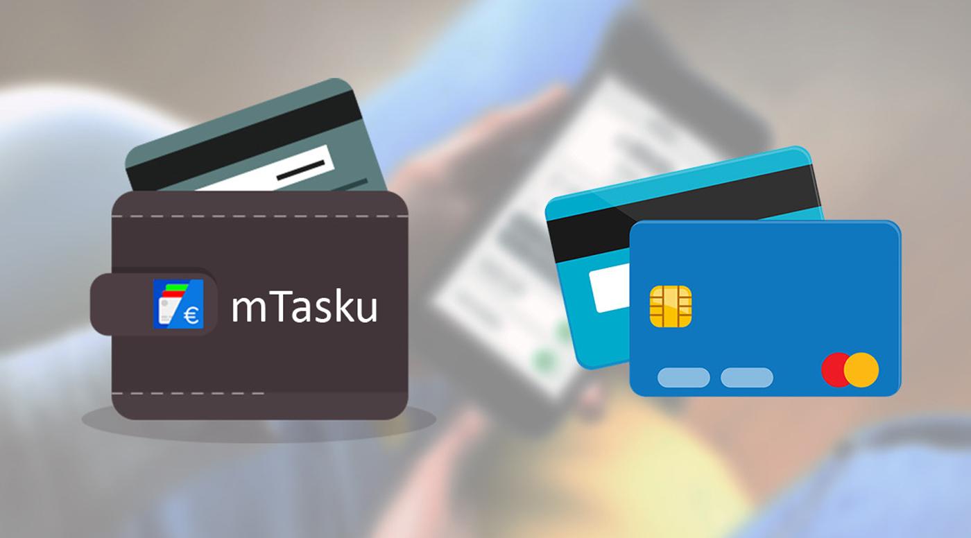 mTasku — «мобильный кошелек» от Telia и Tallinna Kaubamaja Grupp