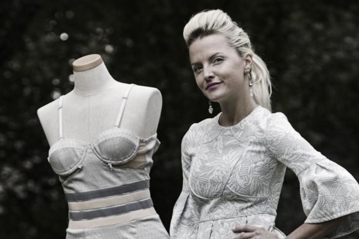 Мари Мартин - руководитель эстонского бренда одежды «Tallinn Dolls»