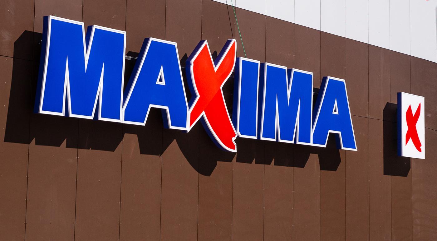 Сеть Maxima сократит время работы своих магазинов на два часа