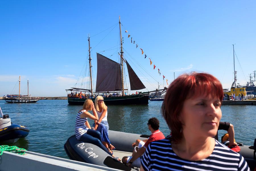 Приглашаем на таллиннские дни моря