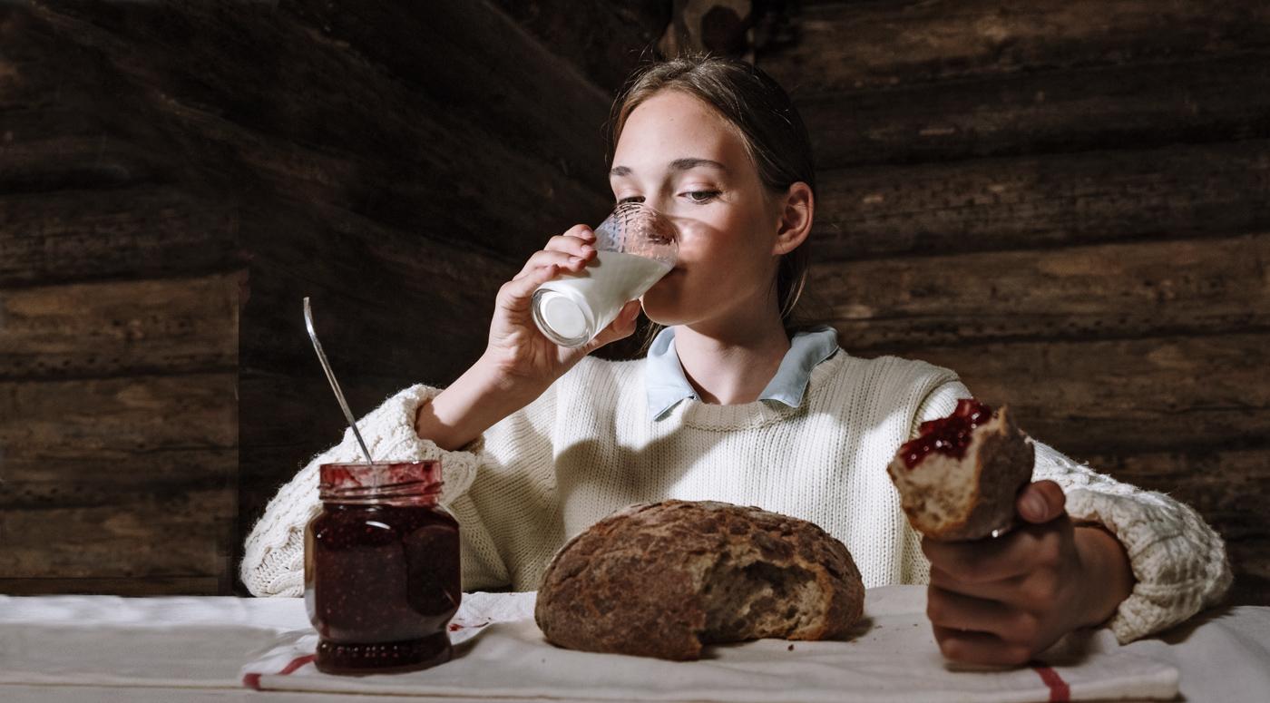 Исследование: эстонская семья потребляет около литра молока в день