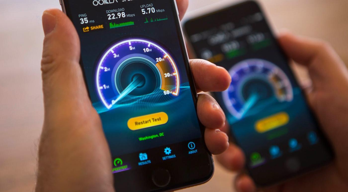 Как повысить скорость мобильного интернета   при слабом приеме?