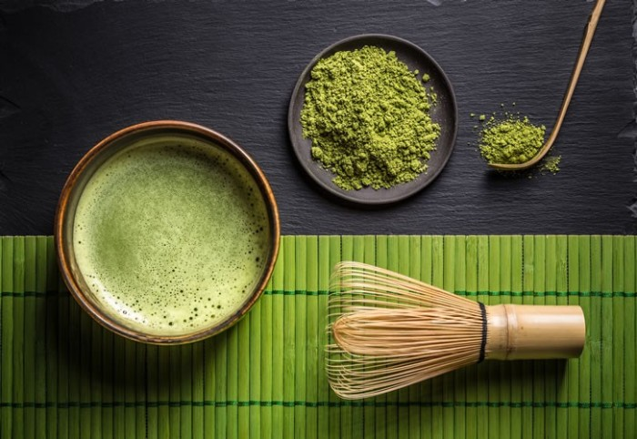 nestle masha tea green