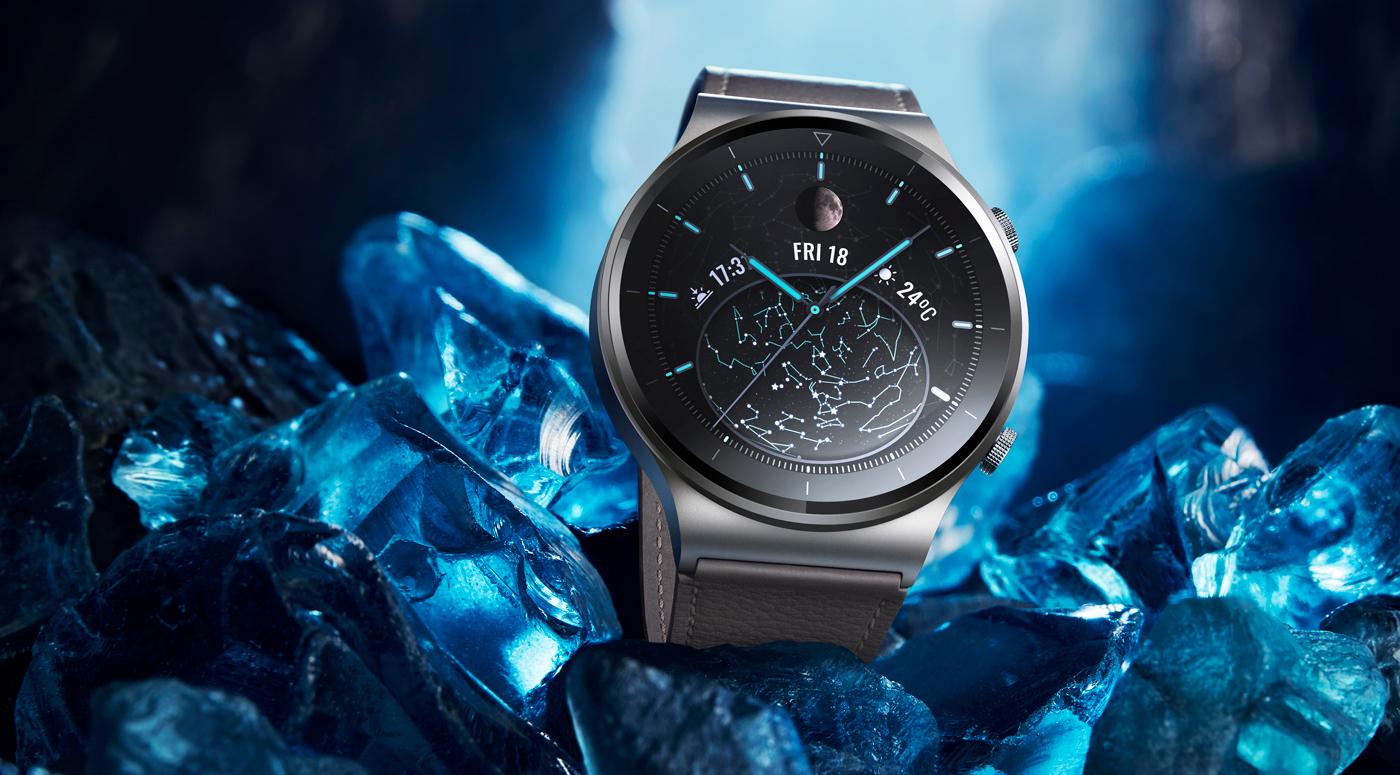 Новинки от Huawei: смарт-часы, беспроводные наушники и ноутбуки