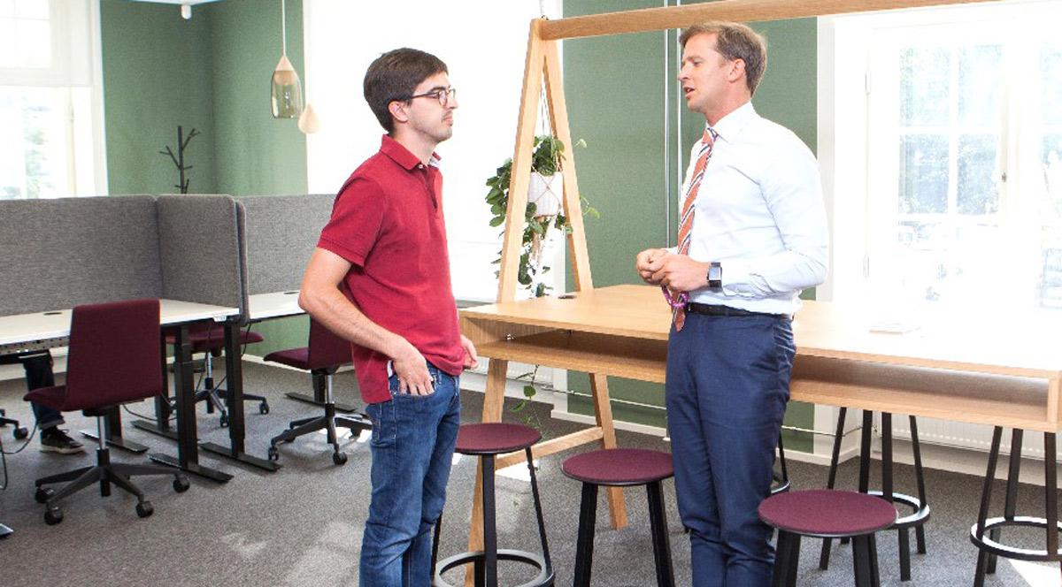 SOL Baltics советует, как оставаться здоровым, ходя на работу