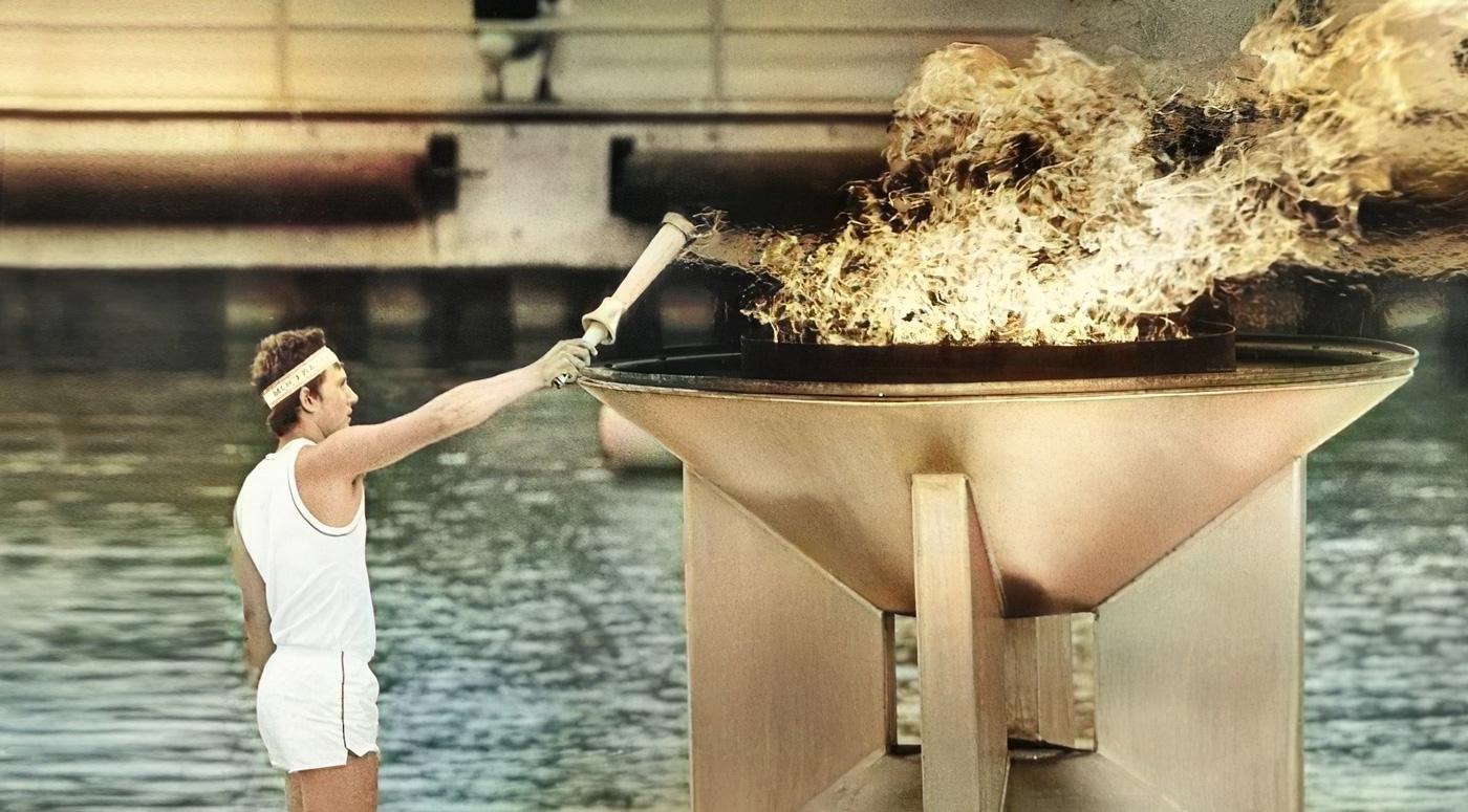 Олимпийский огонь вновь зажгут в Таллинне