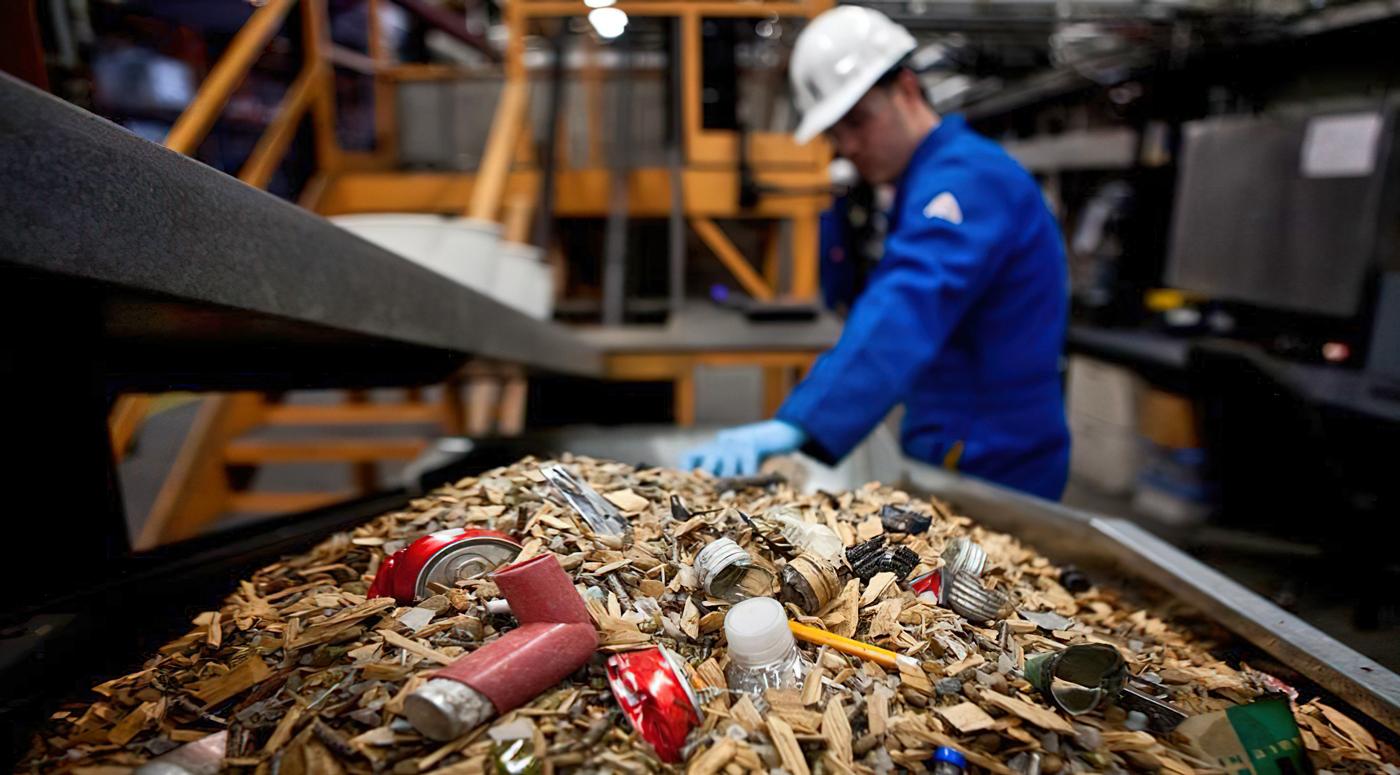 Таллинн: Куда можно бесплатно сдать опасные отходы