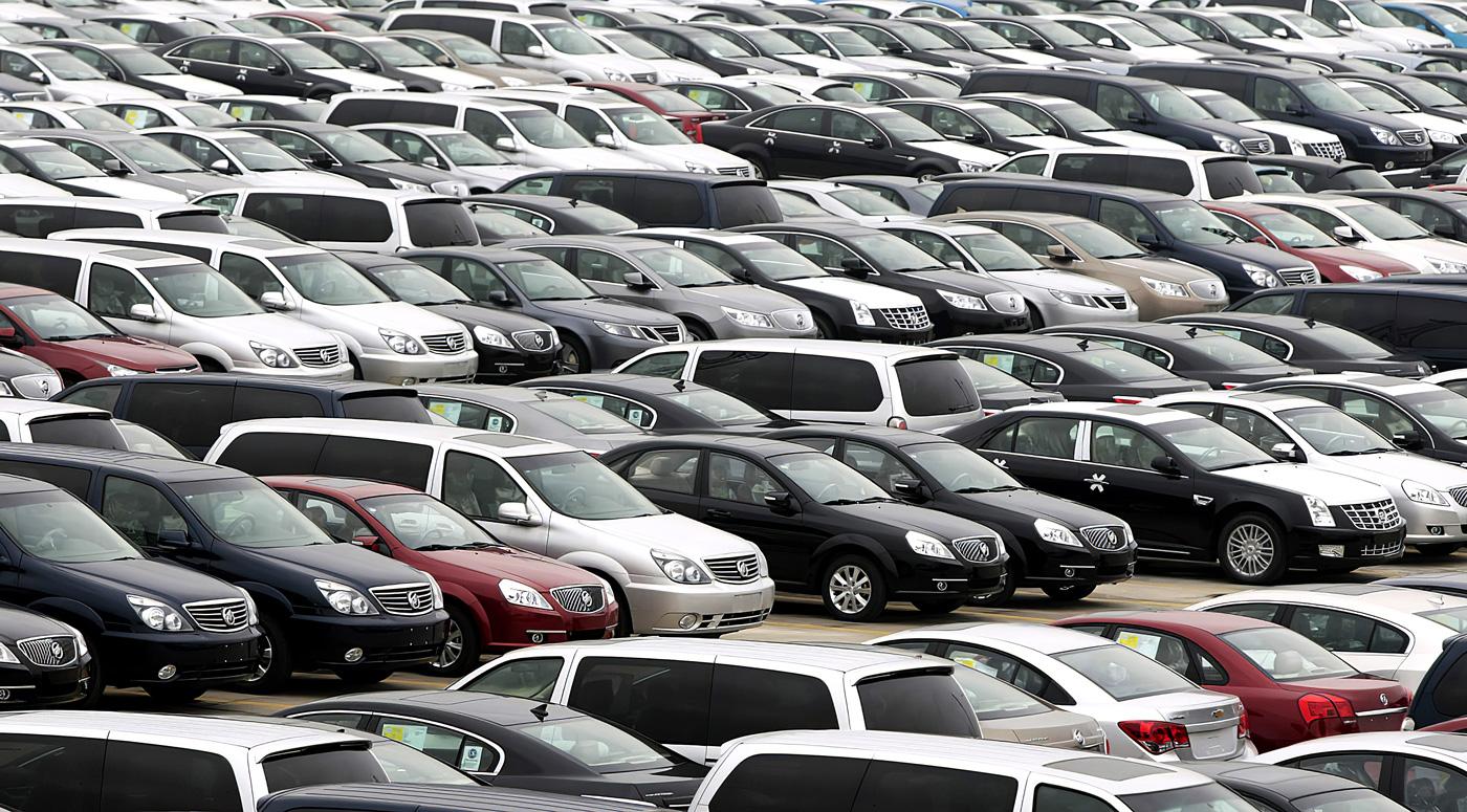 Что происходит с рынками новых авто в Эстонии, Латвии, Литве и Украине?