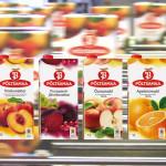 Orkla переведет производство соков в Пыльтсамаа