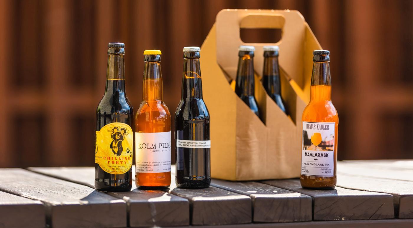 Подведены итоги конкурса крафтового пива