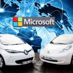 Microsoft и Renault-Nissan создадут мобильные технологии для авто