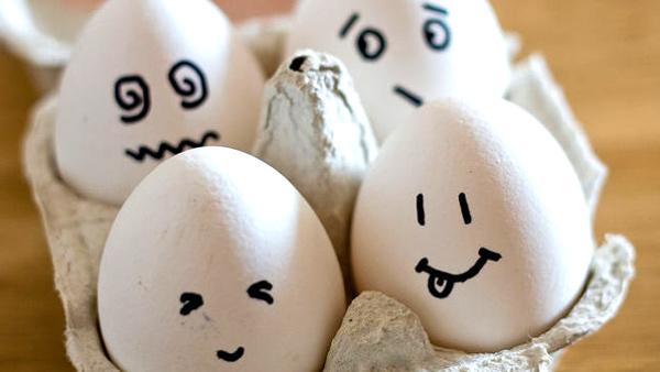 Катри Мерисалу: яйца – пользы больше, чем вреда!