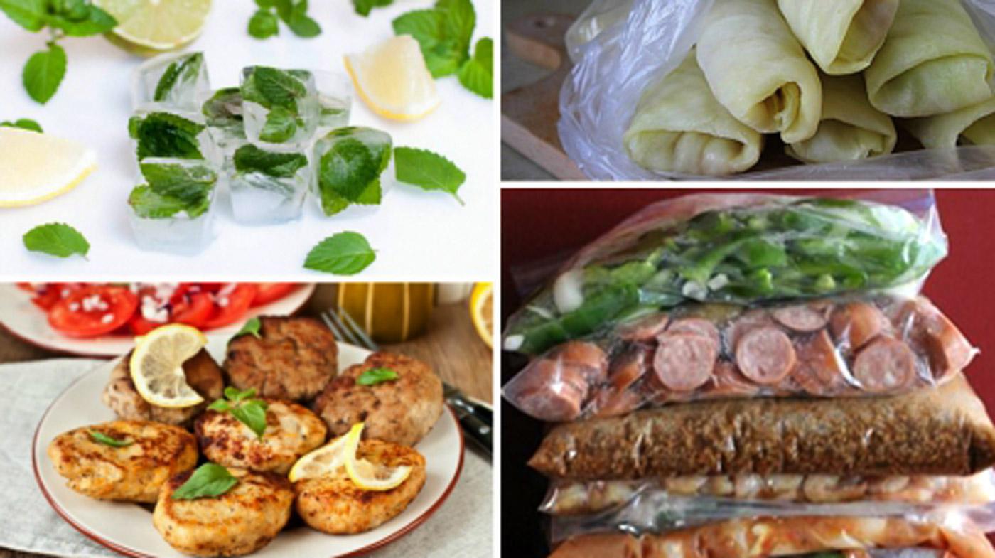 Эвелин Пийрсалу: глубокая заморозка – хороший способ сохранить излишки еды