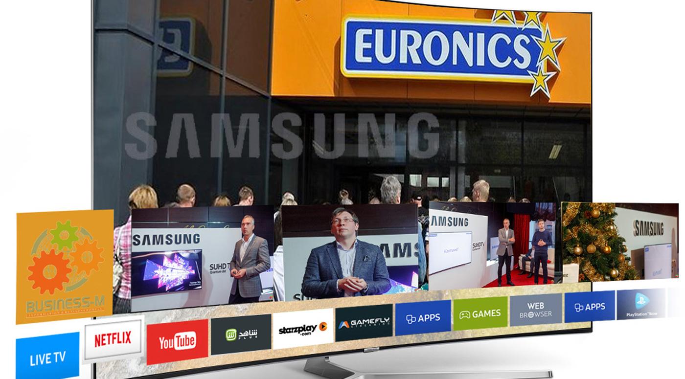 Все магазины Euronics открылись для покупателей