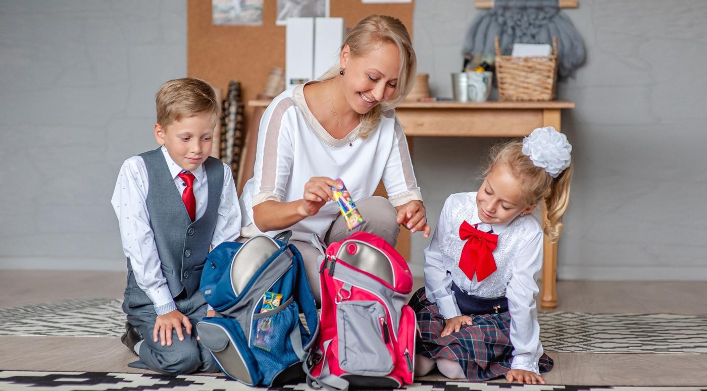 Школьная медсестра советует, как у ребенка снизить стресс начала учебы