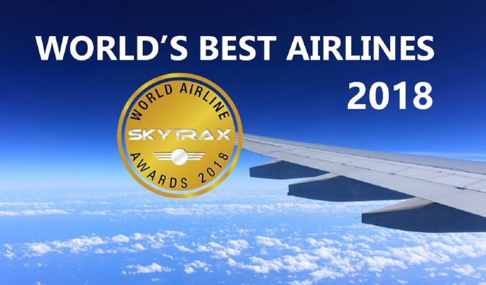 skytrax Best_Airlines_2018