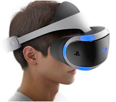 Sony Morpheus VR — реальная виртуальность
