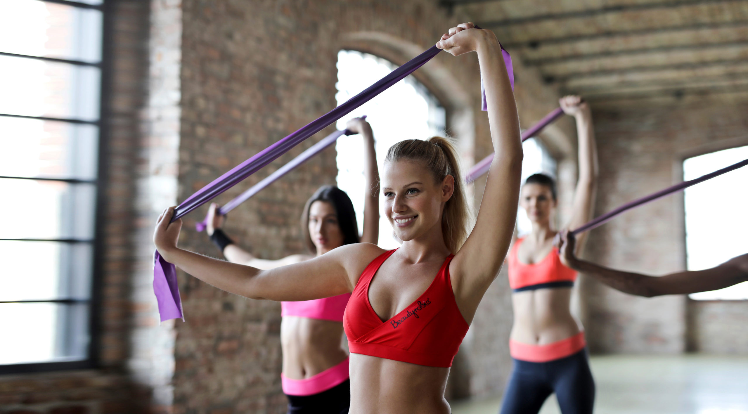 Таллинн приглашает: начните день с энергичных занятий спортом!