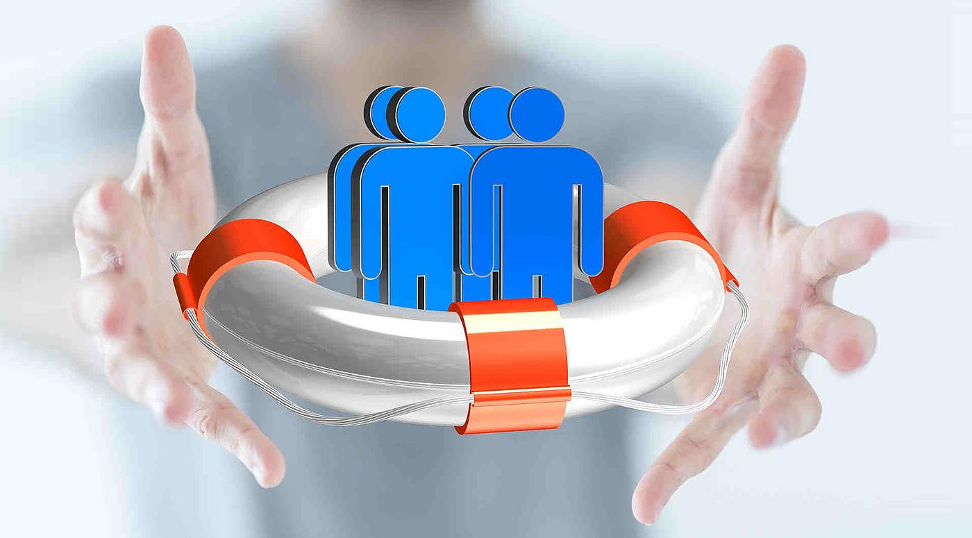 ERGO: Частное медицинское страхование  и мотивационные пакеты предприятий