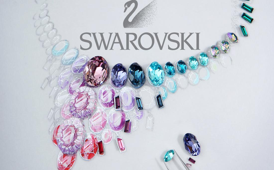 Sea of Sparkle — новая коллекция 2016 года от Swarovski