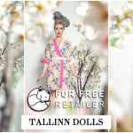 Fur Free Retailer:  Tallinn Dolls не использует натуральный мех