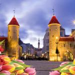 На праздник 8-го марта — в Эстонию