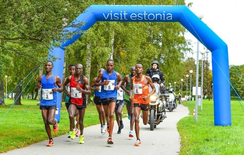 Таллиннский марафон 2019 завершен. Кто победил