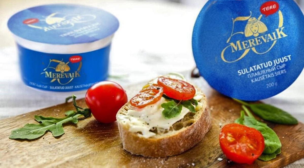 Предприятие Tere: США может стать крупнейшим экспортным рынком для сыра Merevaik