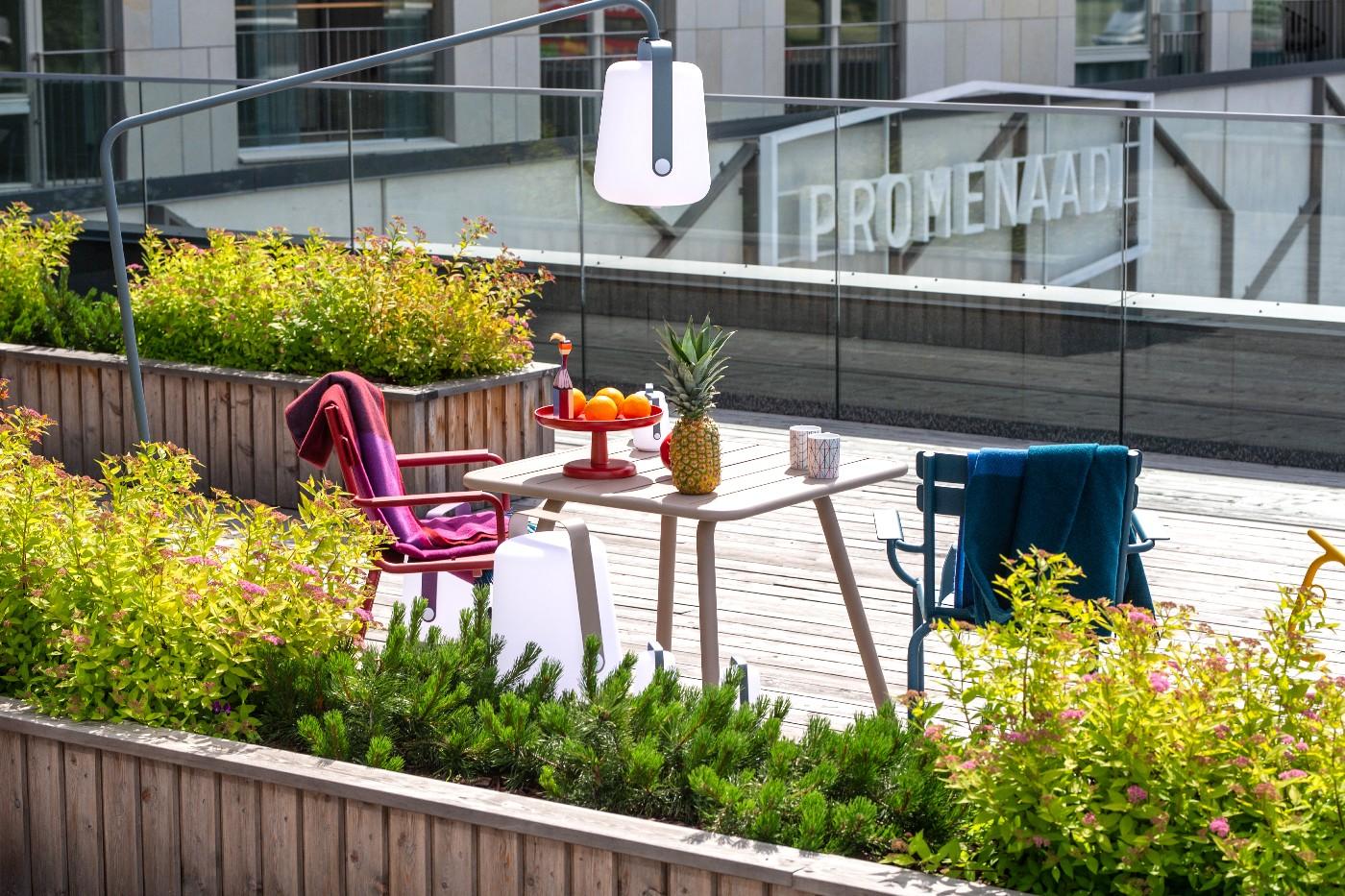 Kinnisvara24: Создайте уютный уголок на террасе или на балконе
