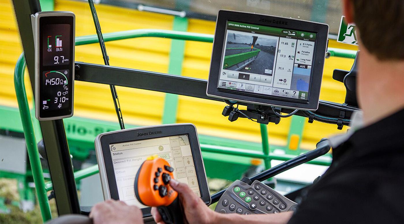 Salva: оборудование GPS для тракторов также необходимо страховать