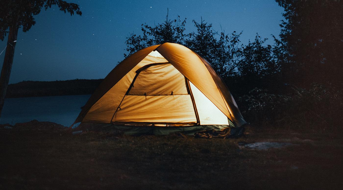 Fjällräven: 5 советов, как в палатке выспаться лучше всего