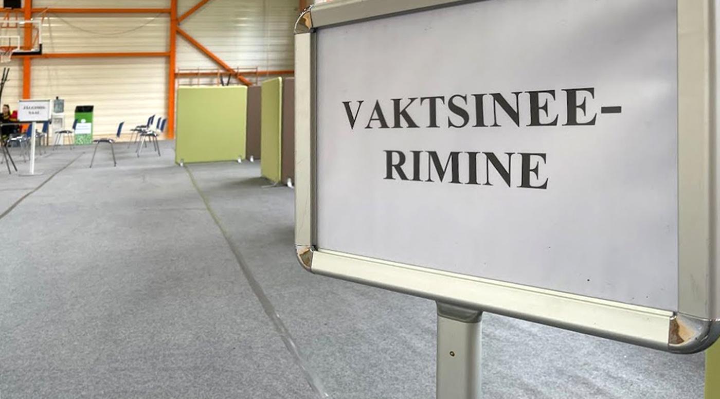 По выходным можно вакцинироваться и в таллиннских гимназиях