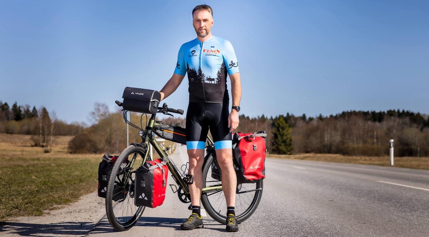 10 советов для велопоходов от путешественника Тыниса Миллинга
