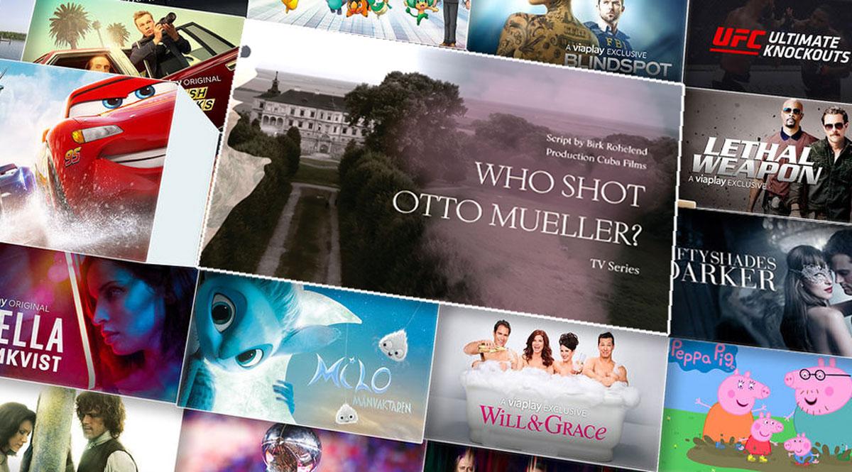 АФИША: Первый оригинальный эстонский сериал «Кто убил Отто Мюллера?» смотрите на Viaplay