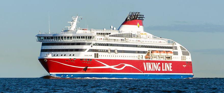 Viking Line добавил новые отправления XPRS