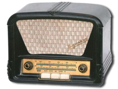 «Мой старый радиоприемник» на Tелебашне