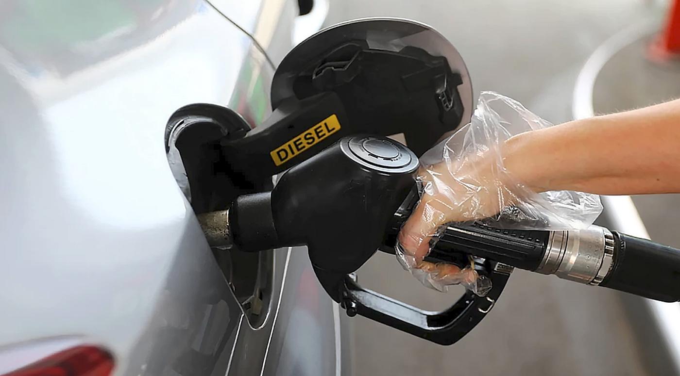 Коронавирус снижает цены на топливо. Но не в Эстонии